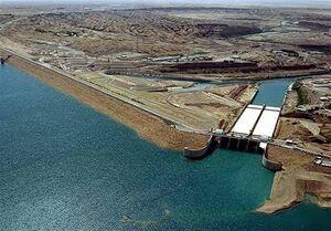 فیلم/ وضعیت سدهای خوزستان برای مهار سیلاب