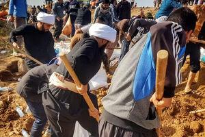 فیلم/ گزارش میدانی مسئول قرارگاه جهادی امام رضا(ع) از پلدختر