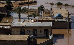 ۳۳۵۰۰ واحد مسکونی خوزستان در خطر سیل