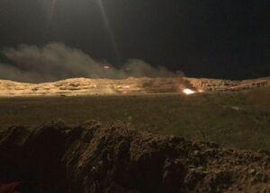 آخرین تحولات میدانی شرق رود فرات/ مقاومت شماری از تهماندههای داعش در کوه باغور + نقشه میدانی و عکس