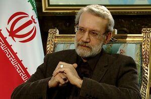 فیلم/ لاریجانی: سپاه بود که کمر تروریستها را شکست