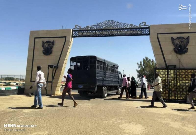 عکس/ تظاهرات ضد دولتی در سودان - 2