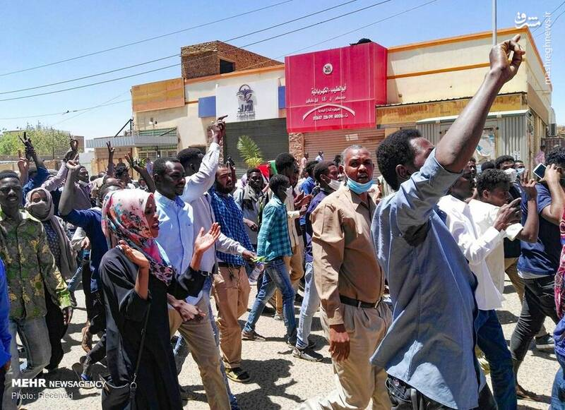 عکس/ تظاهرات ضد دولتی در سودان - 0