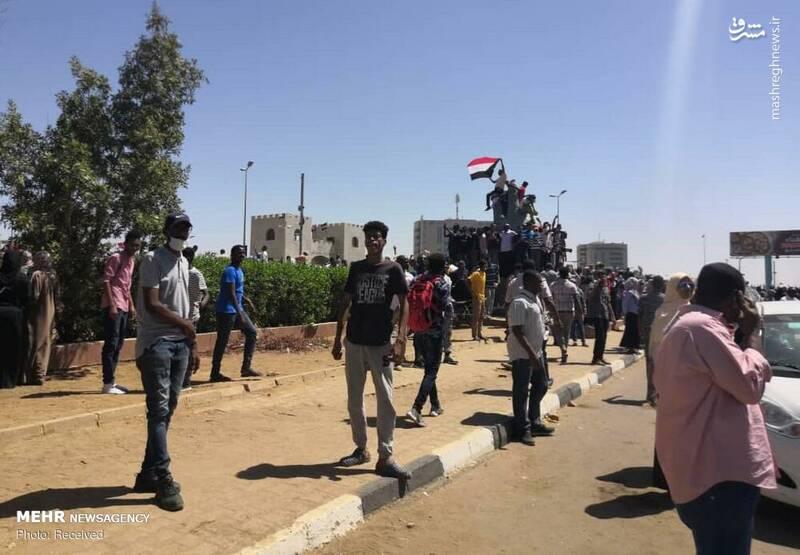 عکس/ تظاهرات ضد دولتی در سودان - 6