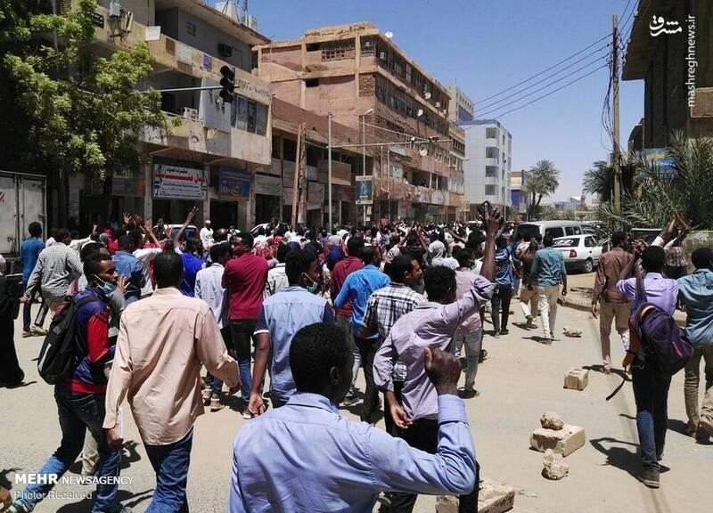 عکس/ تظاهرات ضد دولتی در سودان - 5