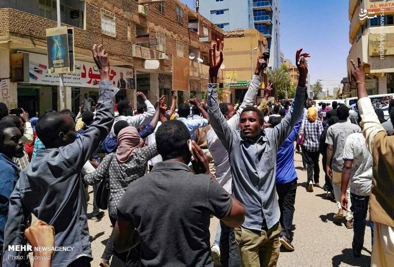 عکس/ تظاهرات ضد دولتی در سودان - 3