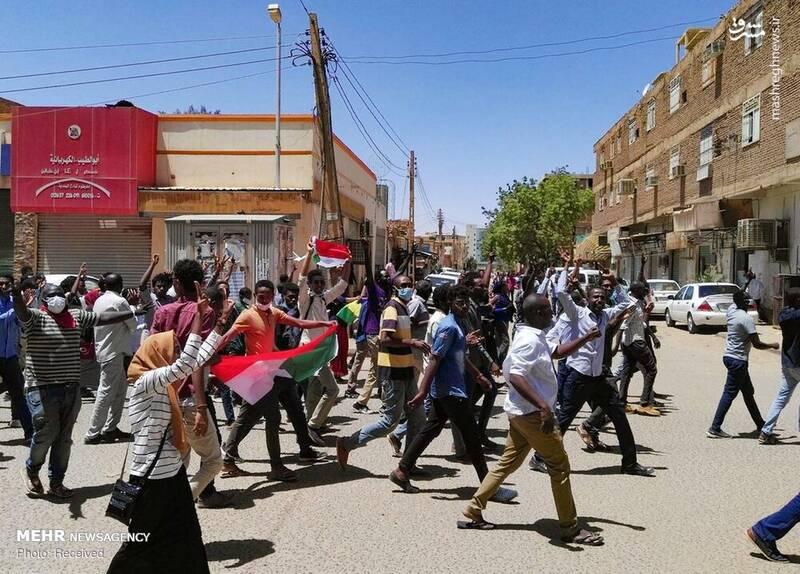 عکس/ تظاهرات ضد دولتی در سودان - 7