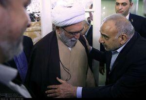 سفر نخست وزیر عراق به مشهد