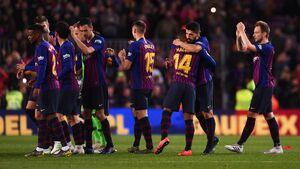 ریاضیات هم مانع قهرمانی بارسلونا نخواهد شد/خیز بلند مسی و دوستان برای فتح اروپا
