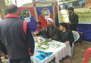 جمع آوری کمکهای مردمی در کشمیر برای سیل زدگان ایران + تصاویر