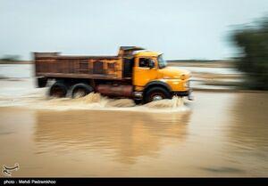 به زیر آب رفتن کوت امیر از توابع کوت عبدالله - خوزستان