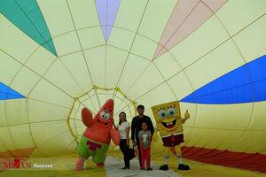عکس/ فستیوال بین المللی بالنها در فیلیپین