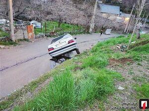 فیلم/ لحظه دردناک مرگ راننده پژو پارس
