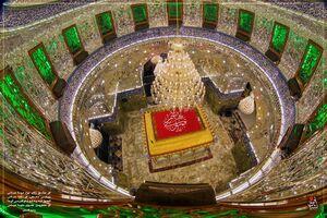 سرودههایی در مدح باب الحوائج (ع)