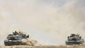 آغاز بزرگترین مانور نظامی تاریخ مراکش در نزدیکی مرزهای الجزایر
