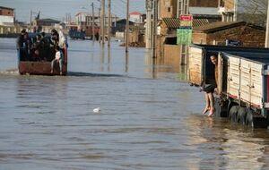 بخشودگی بدهی مالیات بر درآمد مودیان در مناطق سیلزده
