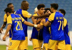 النصر عربستان با 4 گل الزورا را شکست داد