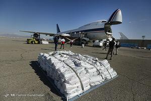 ارسال ۶۰۰۰ محموله چادری به مناطق سیل زده خوزستان