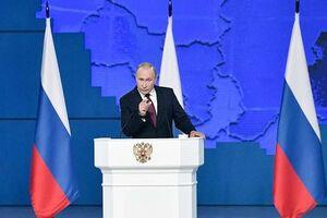پوتین: فقط تحریمهای شورای امنیت مشروع است