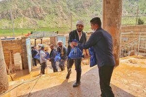 فیلم/ کمکهای سپاه به سیلزدگان در آستانه ماه رمضان