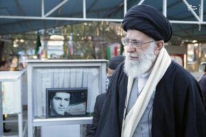 ماجرای هدیه رهبر انقلاب به خانواده شهید مدافع حرم +عکس