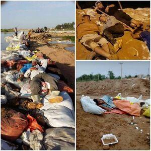 """عکس/ """"خداقوت دلاوران خوزستان"""""""