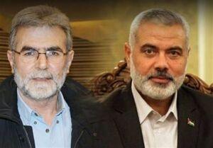 حماس و جهاد اسلامی: همگی کنار ایران و در یک جبههایم