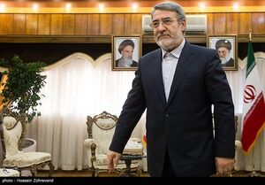 وزیر کشور برای مدیریت میدانی سیلاب خوزستان عازم اهواز شد