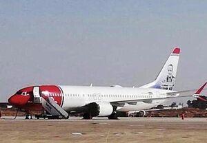 سقوط یک بوئینگ با ۱۸۰ مسافر حوالی پرند