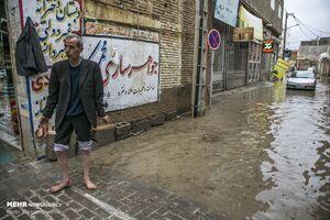 تداوم روند افزایش دما و دبی آب تا ۲ روز آینده/ هشدار آبگرفتگی معابر و طغیان رودخانهها