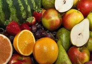 مواد غذایی نمایه میوه