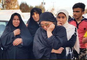 عکس/ حضور بهنوش بختیاری در پلدختر
