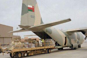 کمک های عمان برای سیل زدگان ایران