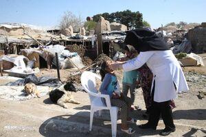 ویزیت رایگان ساکنان مناطق محروم