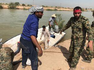 منطقه عين دو اهواز خوزستان
