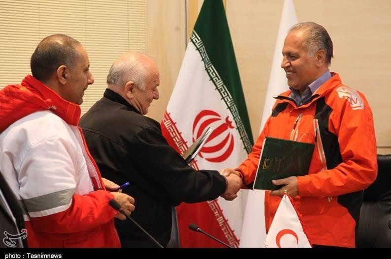 کمکهای روسیه به سیلزدگان ایران