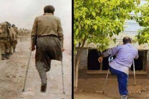 عکس/ شباهت رزمندگان دیروز و جهادیهای امروز
