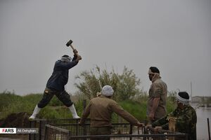 عکس/ جمعه جهادی در آققلا