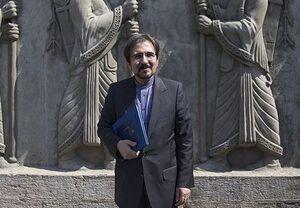 سفیر ایران به فرانسه رفت