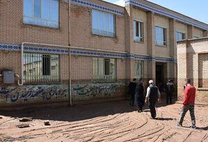 آخرین وضعیت مدارس سیلزده استان لرستان