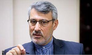 واکنش بعیدی نژاد به مسدود شدن سفارت ایران در انگلیس