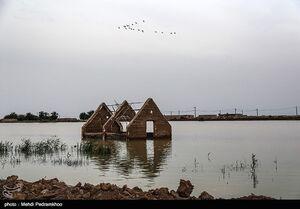 """""""سیل پلدختر"""" با """"آبگرفتگی خوزستان"""" چه تفاوتی دارد"""