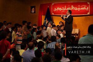 فیلم/ قرار محمود کریمی با نوجوانان درباره سیل زدگان