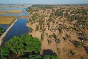 فیلم/ بهبود اوضاع در مناطق سیل زده خوزستان