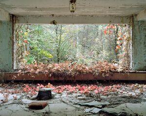عکس/ فاجعه نیروگاه اتمی چرنوبیل
