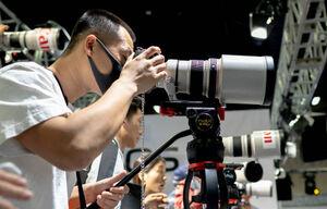 دورهمی عکاسان در پکن