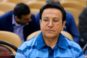 عکس/ ششمین جلسه رسیدگی به اتهامات حسین هدایتی