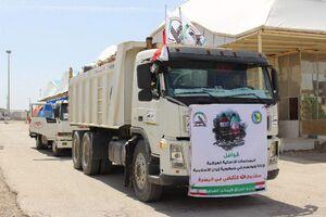 فتنهانگیزی میان ایران و عراق اینبار با بهانه سیل + تصاویر