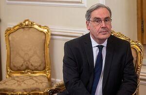 احضار سفیر جدید فرانسه در تهران به وزارت خارجه