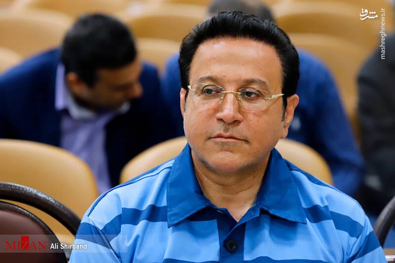 عکس/ ششمین جلسه رسیدگی به اتهامات حسین هدایتی - 3